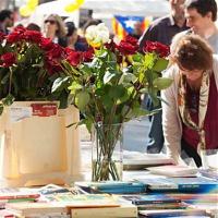 books_roses