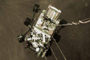 Od Rangera k Persy, z Mesiaca až na Mars